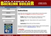 I will Send and Give You 2 Best Backlinks Softwares to build thousands of links