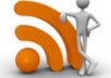 submit your RSS feed to over 100 RSS feed directories