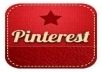 get you 500+100 Pinterest Followers 100% real  on your website