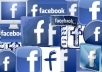 I will add 1000++ real facebook likes and fans your fan page