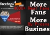 I Will Give 4000+ REAL Facebook Fanpage Likes As Fast As 12 Hours, Real And Active Page Likes
