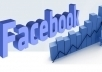 send you 1055+ Facebook likes 100% real & active on your account