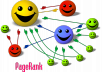 i will provide high quality backlinks with a guest post on my pr2 website