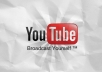 i will Get you 600 View on Youtube