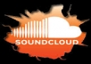 give you 220  SOUNDCLOUD Followers, 100% Real & Genuine