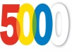 Get 3000 3K[Bonus] High Quality Real, Active Facebook Likes or Fans to your facebook fan Page