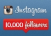 get you 10000 Top and High Quality Permanent INSTAGRAM followers in less then 24 hours (Split upto 10 Link)