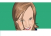 I will draw you one head shot ,avatar,portrait,illustration,profi