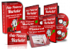 I will provide you Auto Pinterest Marketer + Tutorial Videos for Auto Pinterest MArketer + Spinready Article Marketing
