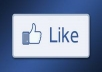 will provide you (100%) real and genuine 1000 Facebook like @!