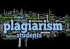 send you TURNITIN Plagiarism Report