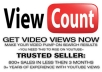Deliver 2000++ youtube views guaranteed