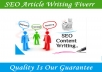 write a 1000 word SEO Article on Time Delivery or its Free for for