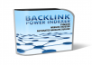 I will give you Backlink Power Indexer