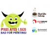 vectorize your current LOGO and send you editable print ready vector ai and eps files