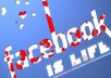 give you 1500 to 1600 Real looking facebook likes or fans to your facebook fanpages, all likes deliver within 24 hours