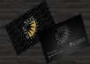 design  2 sided BUSINESSCARD