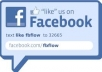 will give u real 350+ targeted facebook like from any country for