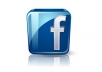 will give you 350++ facebook fan page like for