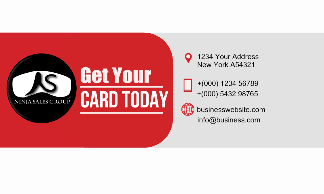 Design Two Eye Catching Business Cards for $9 - SEOClerks