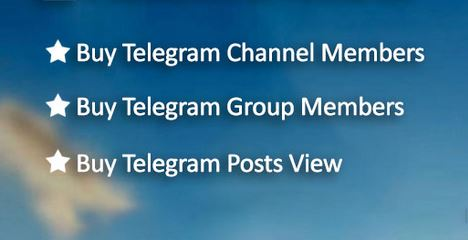 Real & Active 500+ Telegram Channel Membr or 400+ Gr0up Membr or 400+  Social Media Services All Offer Here for $4