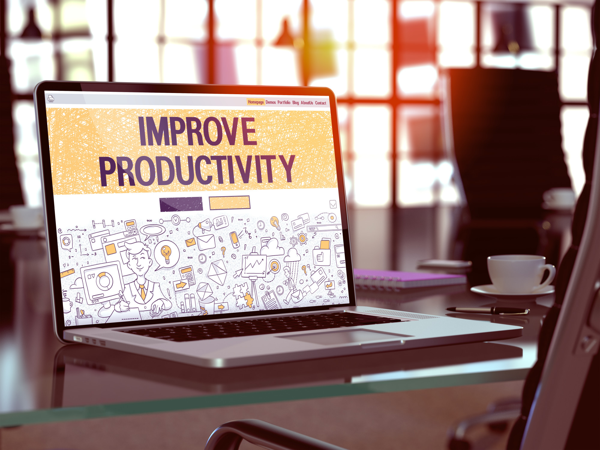 Increase Your Productivity While Working From Home: The Ultimate Guide for Freelancers