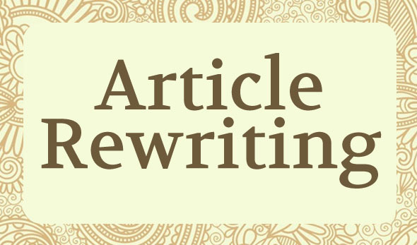 Rewriting Articles: Updating and Adding Relevant Content