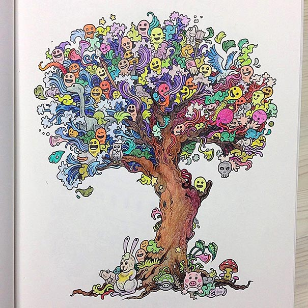 Adult Coloring Books. Have You Ever Used One? - SEOClerks