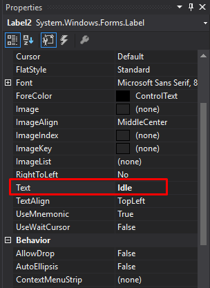 How to create a login form in Visual Studio 2015 (Vb net