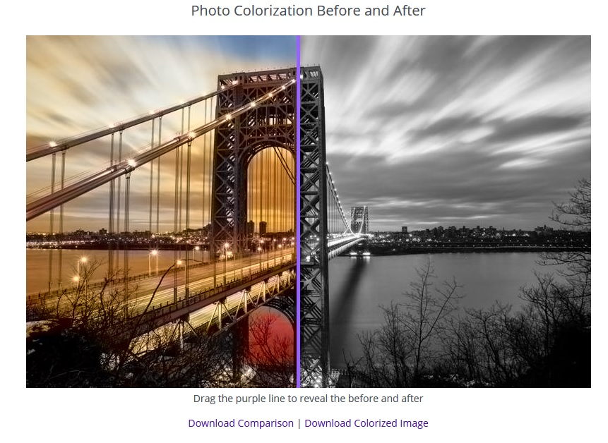how to use ai to turn your old black and white photos into colour photos - Turn Black And White Photo Into Color