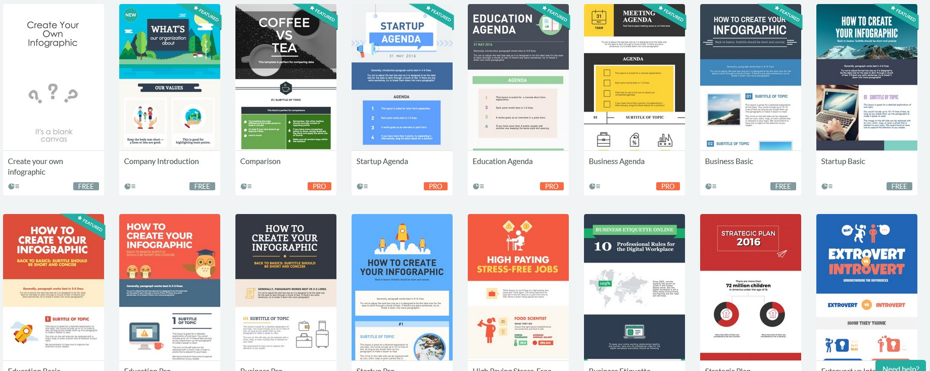 Top 5 Free Infographic Creation Sites Used and Reviewed! - SEOClerks