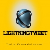 lightningtweet