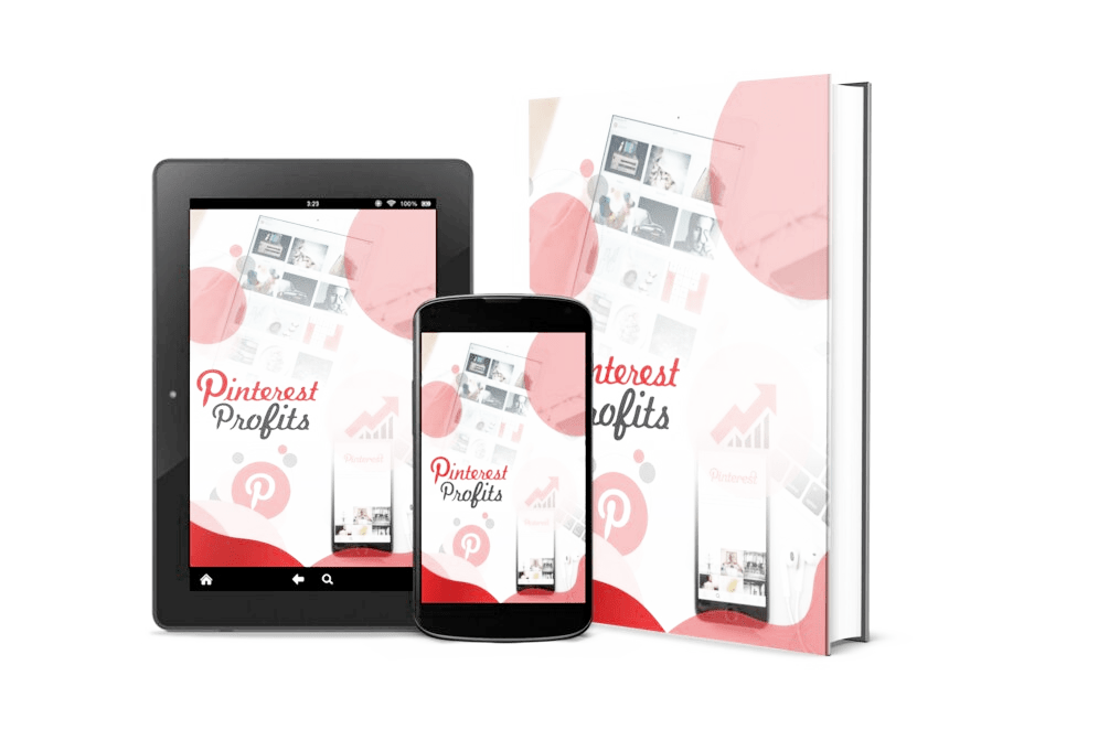Profitable Pinterest Profits Training Guide Ebook