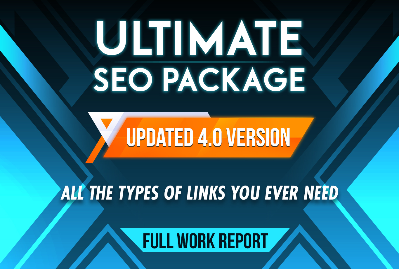 ULTIMATE Seo Package 4.0 updated with FULL Report