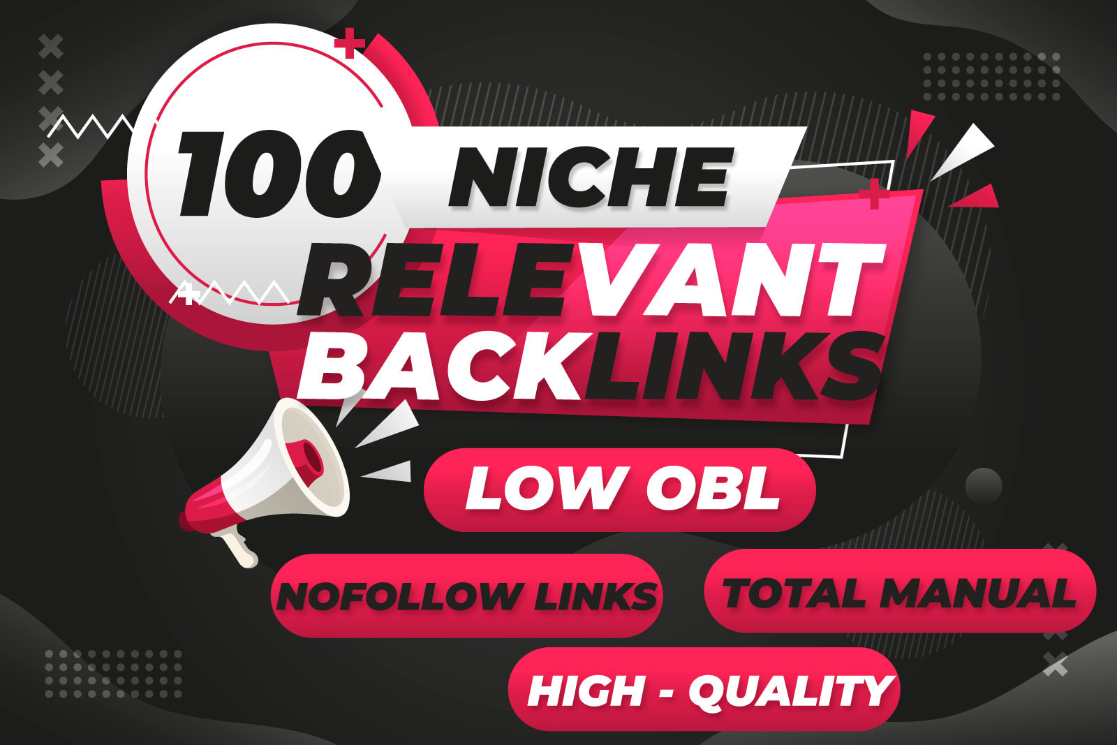 100 niche relevant blog comment backlinks manually done