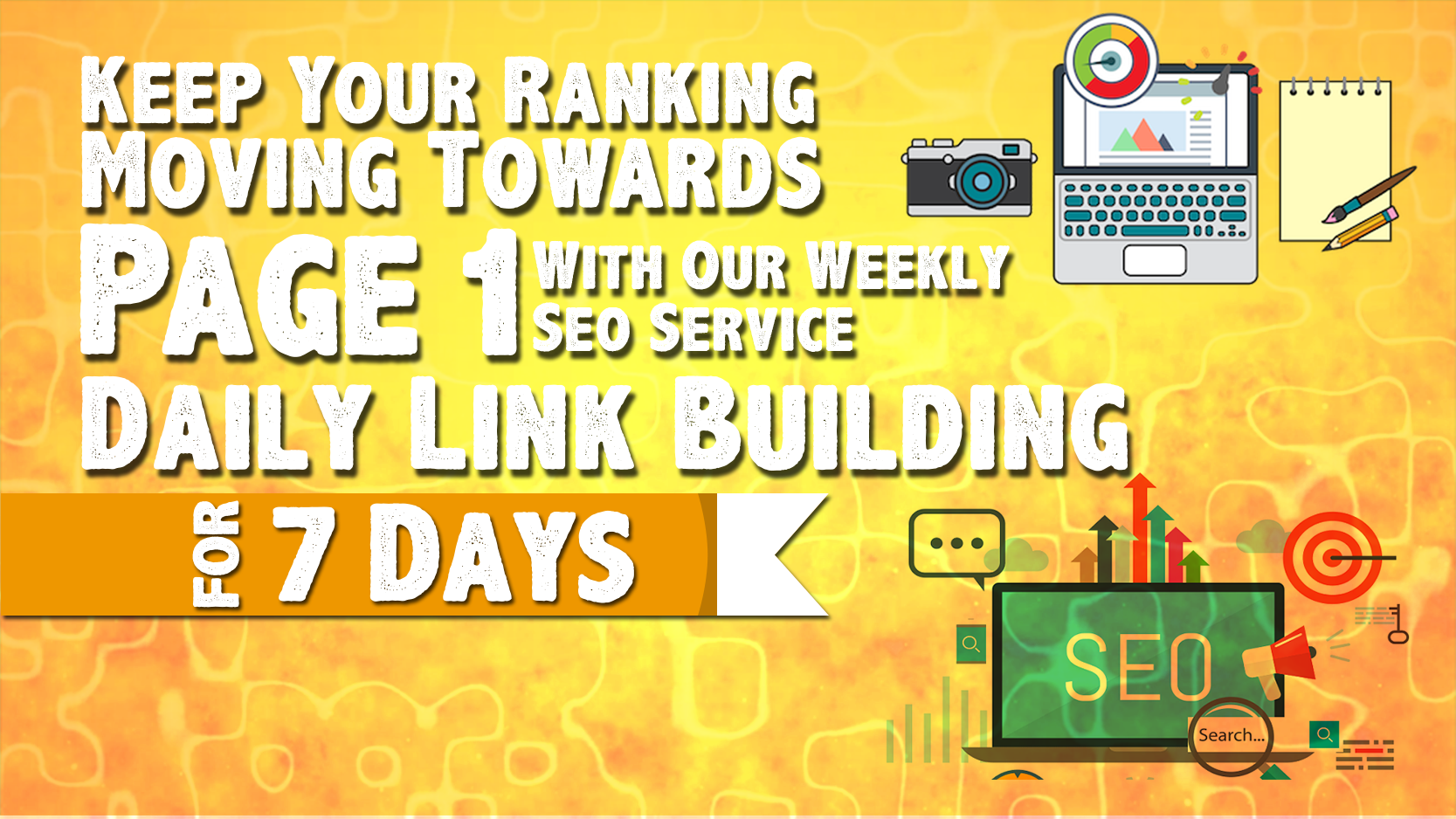 Weekly Backlinks Service - Biggest Boost In 7 Days That SEO Could Get -