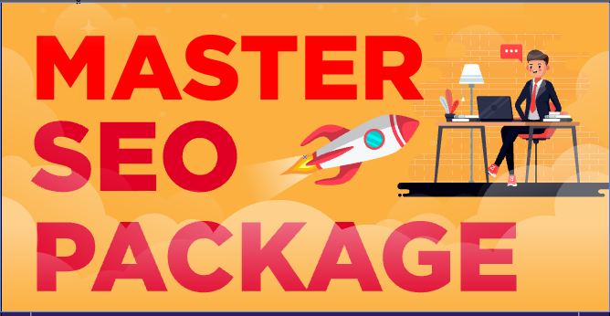 2022 Ultimate Ranking Master SEO Package - Rocket Your Ranking Towards Google Page 1