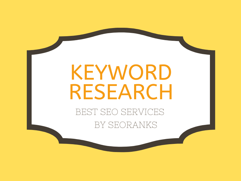I will do Best SEO Keyword Research