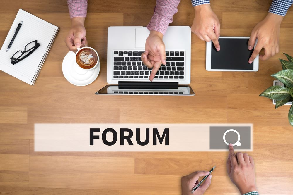 500 Forum profiles backlinks from high quality forums