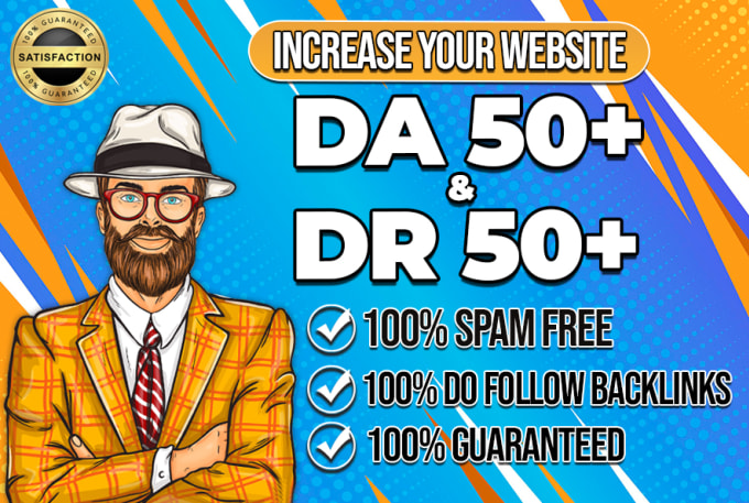 I will increase ahrefs domain rating DR 20-70 fast Guaranteed result