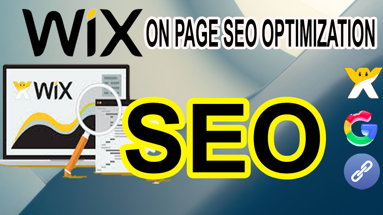 We will do complete WIX SEO for 1st page google ranking