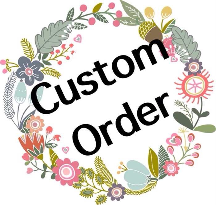This service for CUSTOM order and gig extra purchase solution