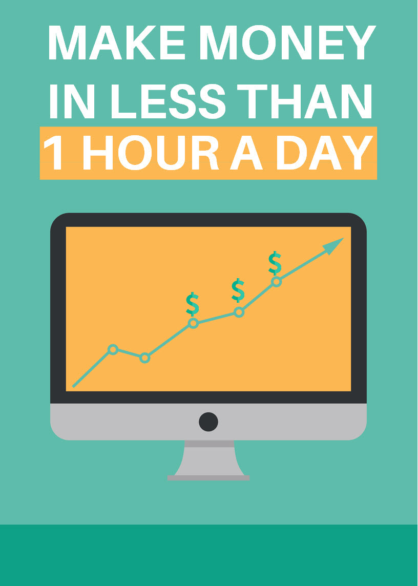 Make Money In Less Than 1 hour a day PLR eBook