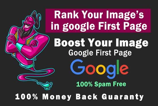 Rank images high on all search engine