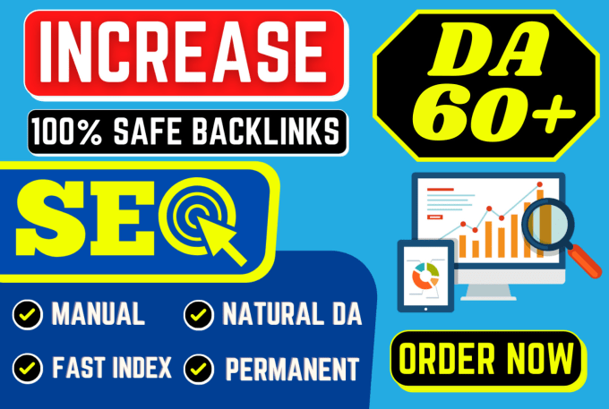 increase domain authority moz da DA50+ and DR 40+ with white hat seo