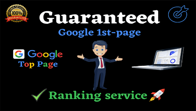 Get search engine 1st page Guaranteed result by My monster Seo Optimization