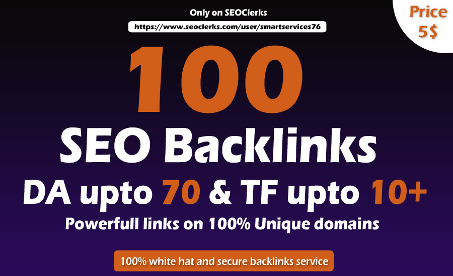 Build Manually unique domains 100 Dofollow Blog comments backlinks on high DA blogs