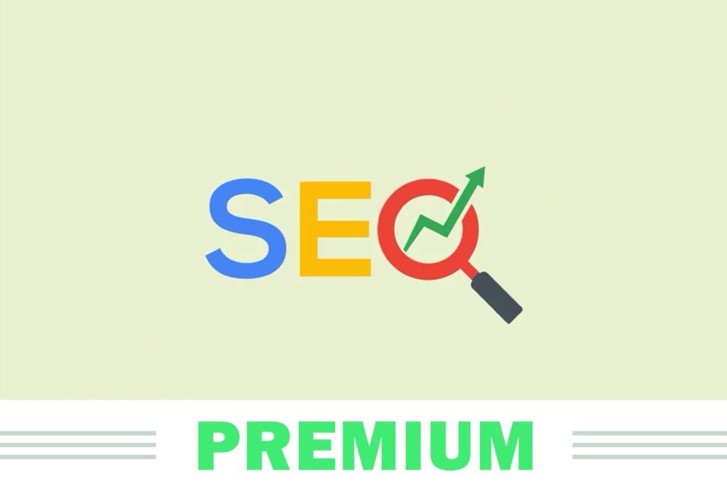 PREMIUM SEO Package,  help you rank 1st in Google