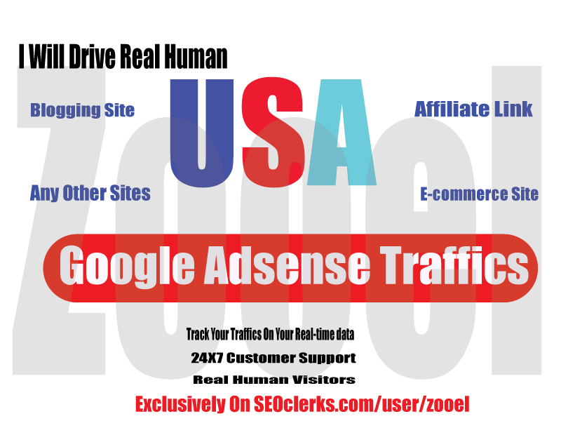 1000+ Real Human USA Traffics/Visitors Google Analytics -Best For Google Ranking