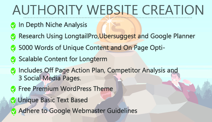 Create an Adsense Authority Website on Any Niche